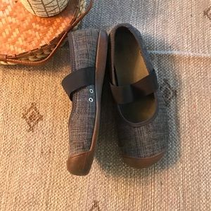 Keen Navy blue Sienna Mary Janes size 9